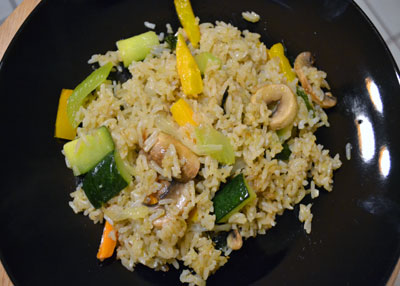 Green Curry Fried Rice Green Curry Fried Rice is One