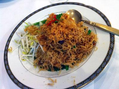 noodle recipe crispy thai pad Mee Recipes Grob Thai